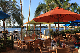Mango S Offers Waterfront Dining At Its Best On Marco Island
